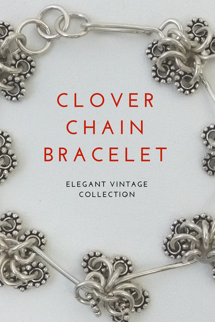 clover jewelry - arm candy