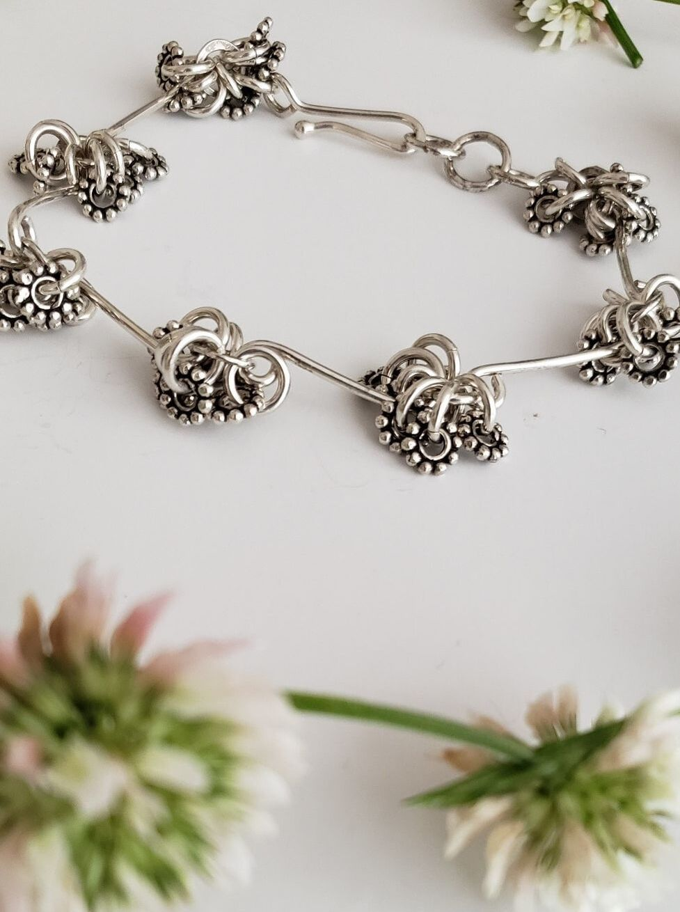 sterling silver clover jewelry laura teague