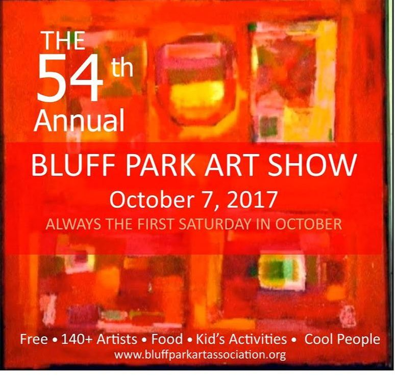 Bluff Park Art Show Birmingham October 7